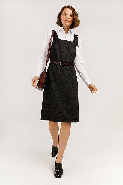Платье (сарафан) трик  женское, Модель A19-11080, Фото №2