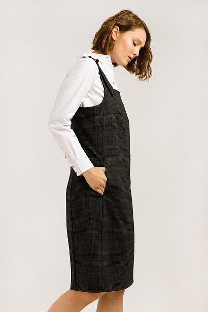 Платье (сарафан) трик  женское, Модель A19-11080, Фото №3