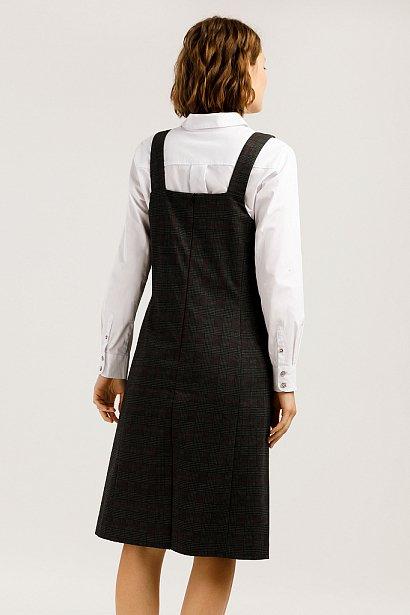 Платье (сарафан) трик  женское, Модель A19-11080, Фото №4