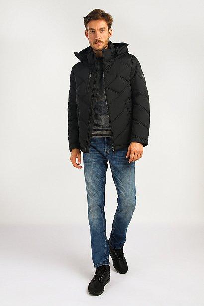 Куртка мужская, Модель A19-21010, Фото №2