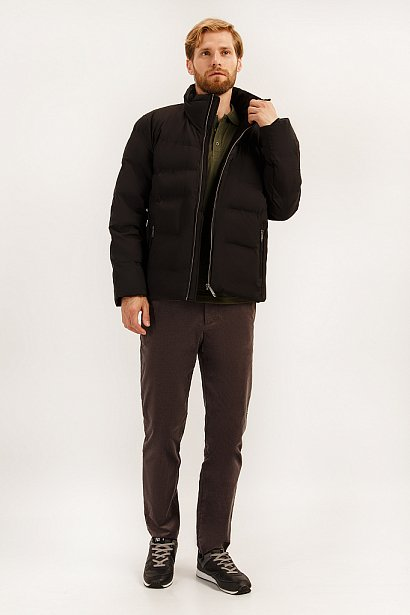 Куртка мужская, Модель A19-22040, Фото №2