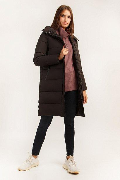 Пальто женское, Модель A19-32044F, Фото №2
