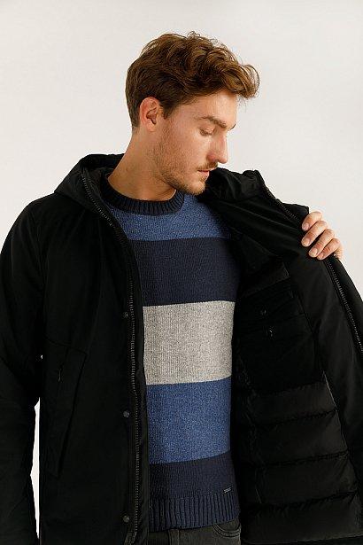 Полупальто мужское, Модель A19-42029, Фото №5