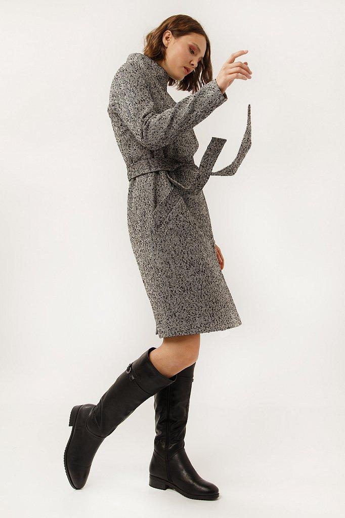 Пальто женское, Модель A19-11002, Фото №1