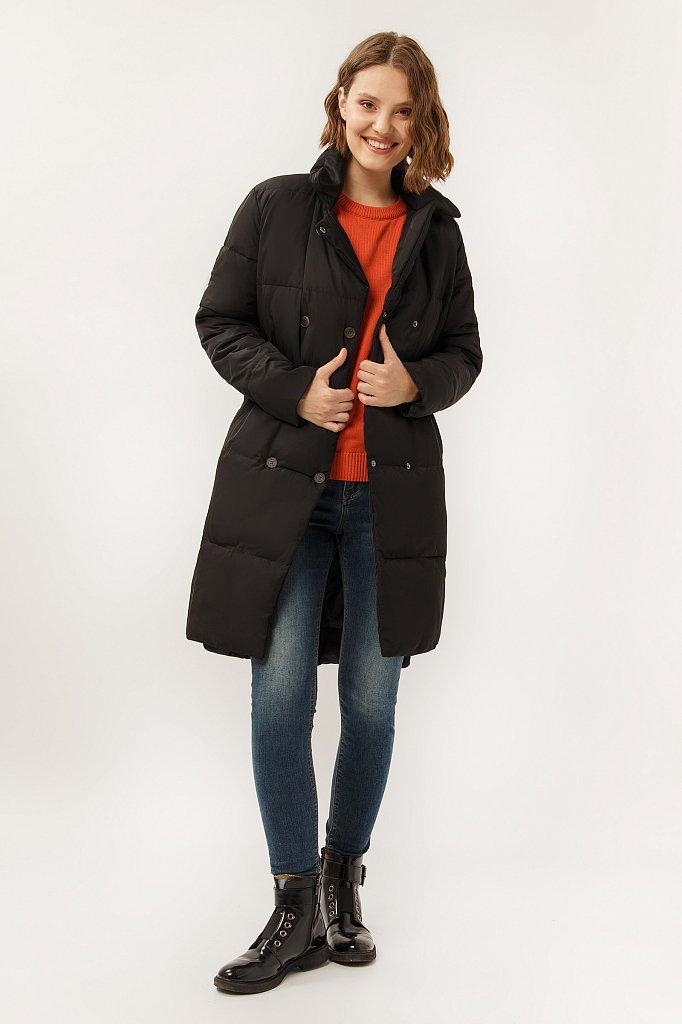 Пальто женское, Модель A19-11031, Фото №2