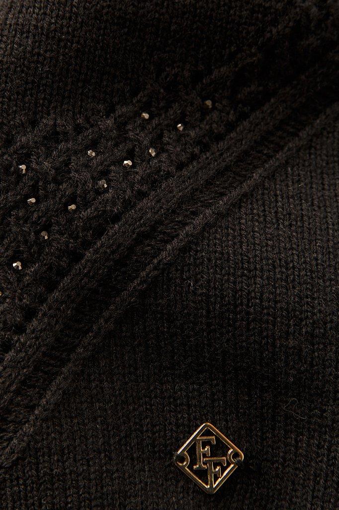 Шапка женская, Модель A19-11163, Фото №4