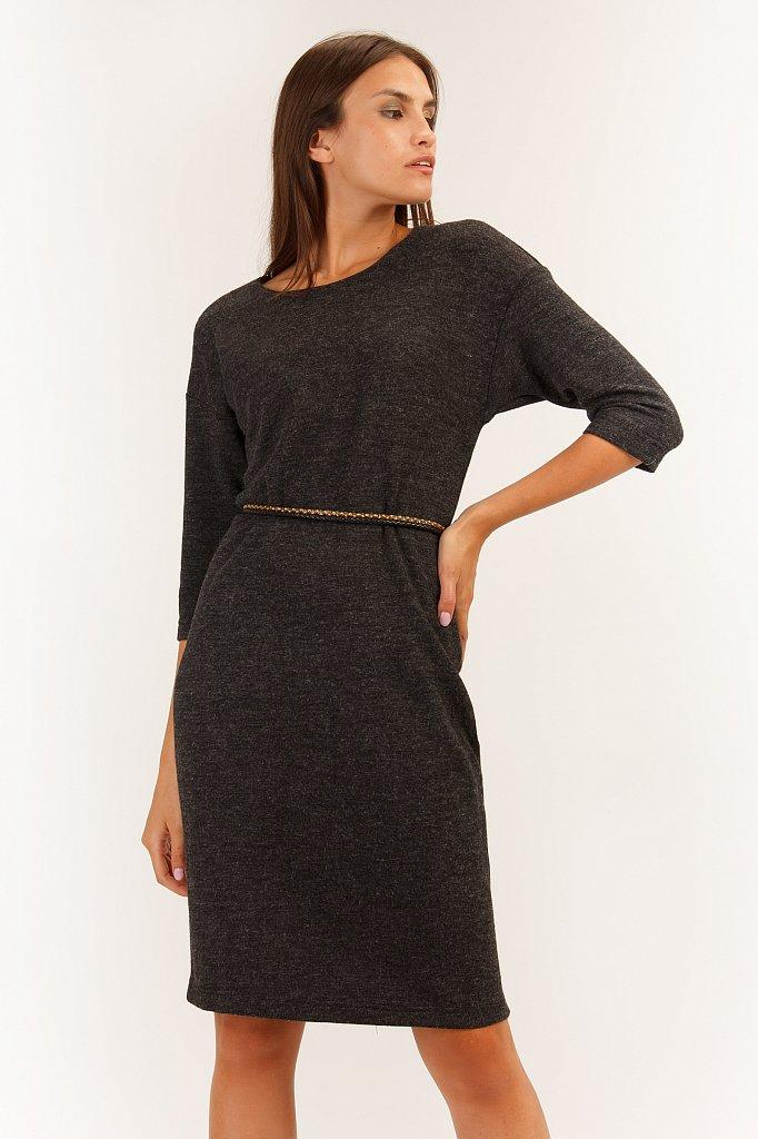 Платье женское, Модель A19-12057, Фото №1