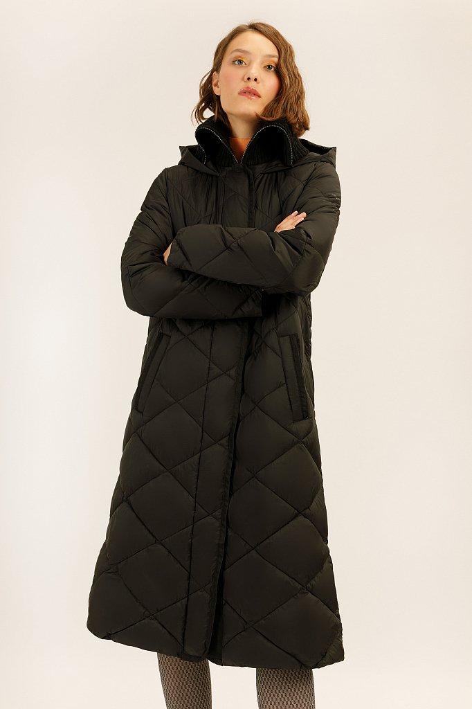 Пальто женское, Модель A19-12095, Фото №1