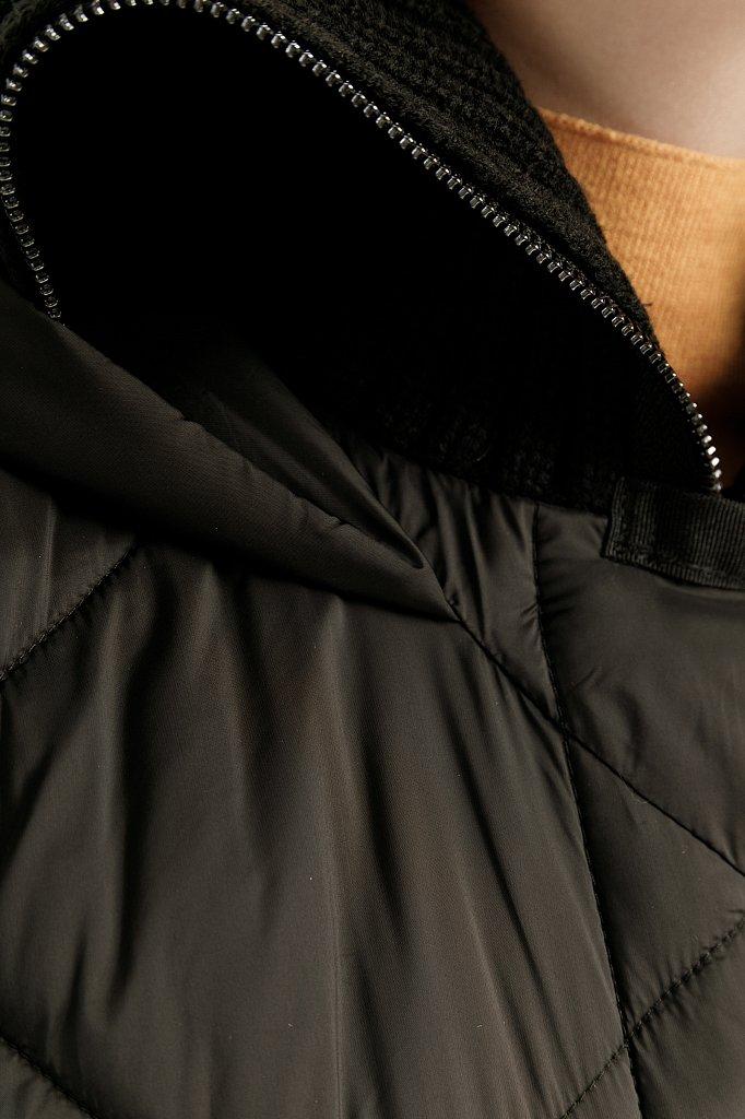 Пальто женское, Модель A19-12095, Фото №5