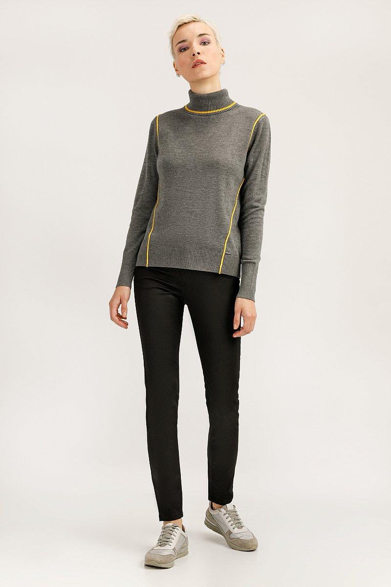 Брюки женские (джинсы), Модель A19-15007, Фото №1