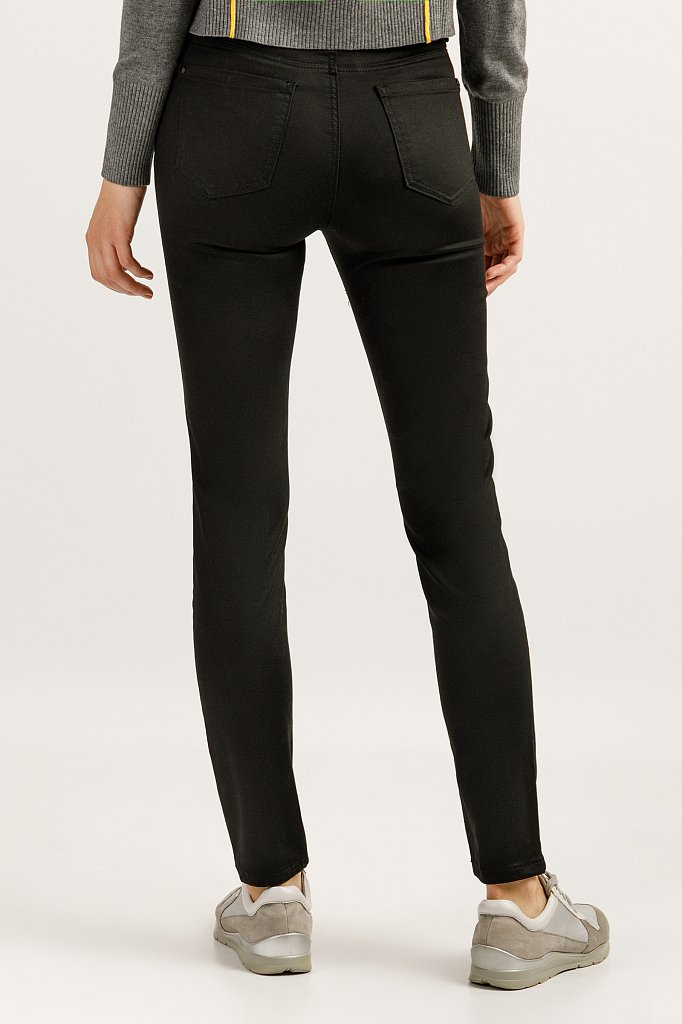Брюки женские (джинсы), Модель A19-15007, Фото №4