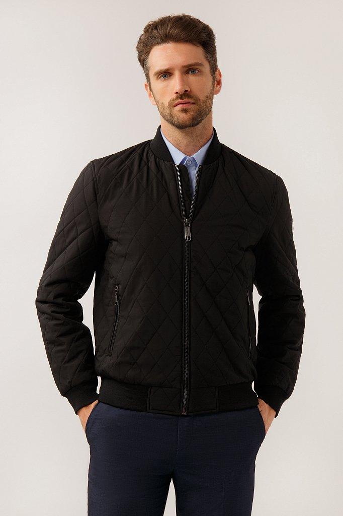 Куртка мужская, Модель A19-21002, Фото №1