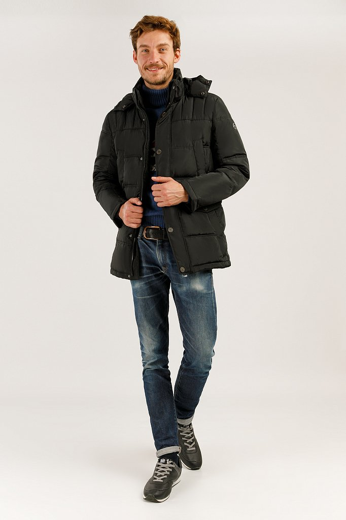 Куртка мужская, Модель A19-21013, Фото №2