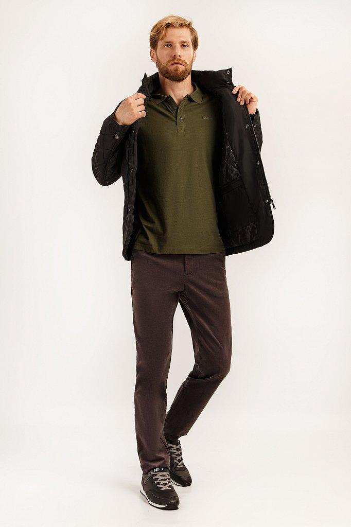 Куртка мужская, Модель A19-21015, Фото №2
