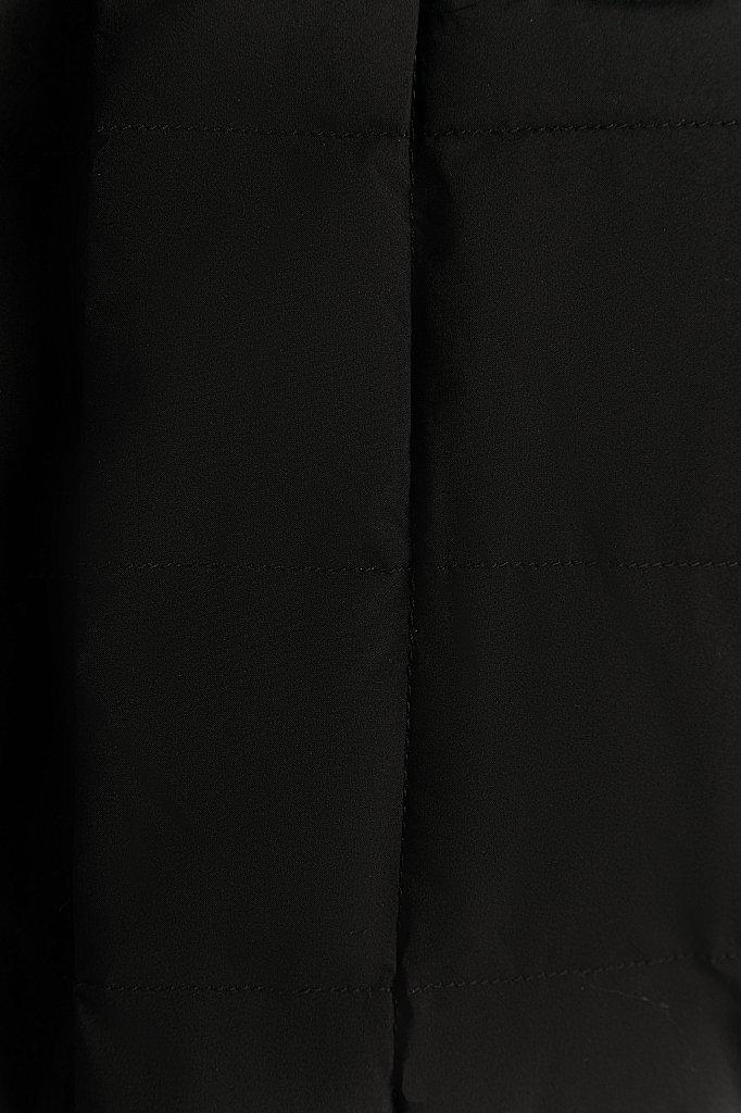 Полупальто мужское, Модель A19-21035, Фото №6