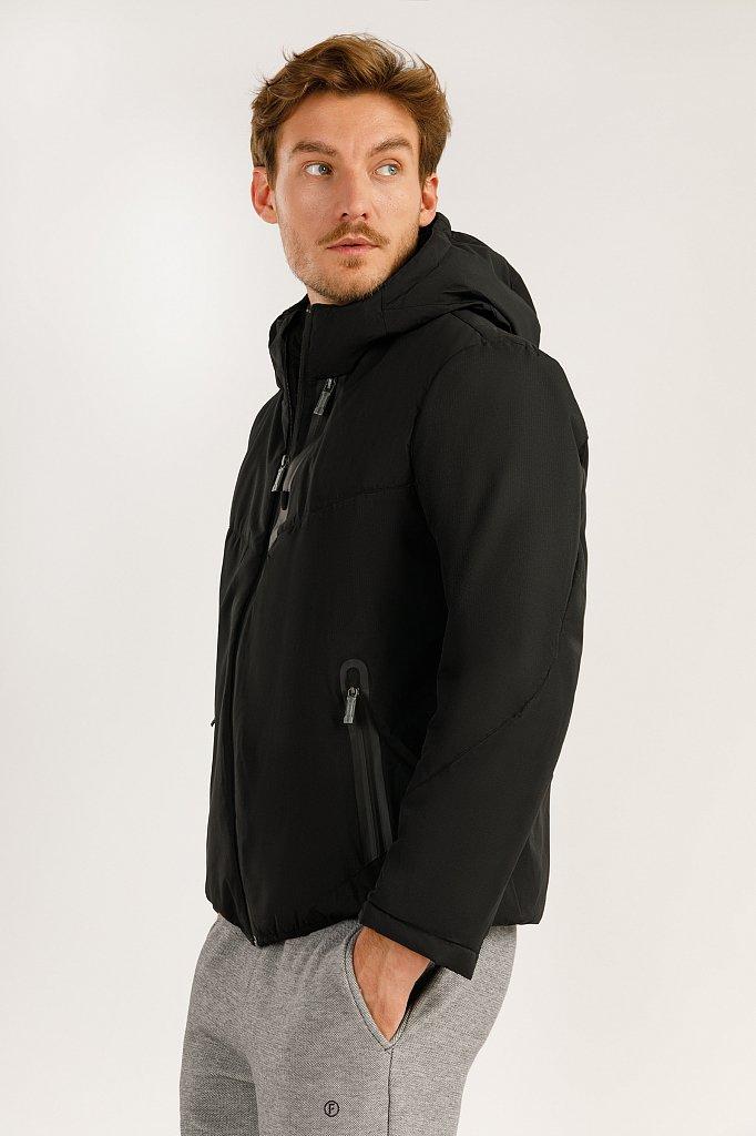 Куртка мужская, Модель A19-22003, Фото №3