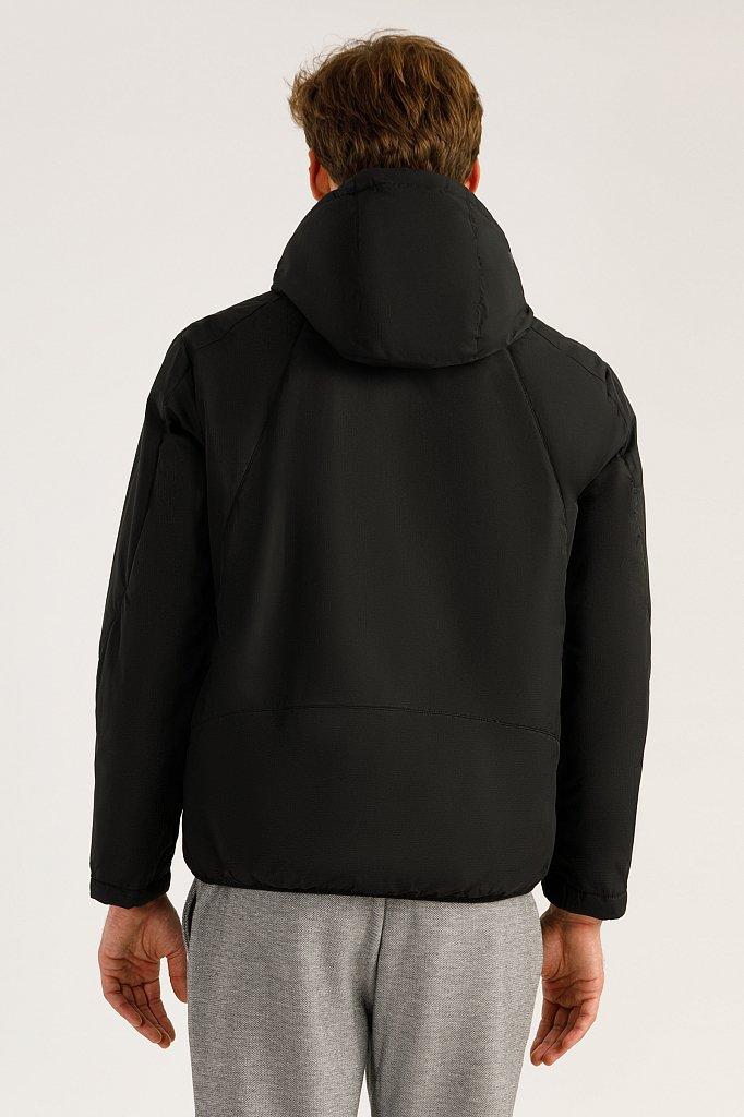 Куртка мужская, Модель A19-22003, Фото №4