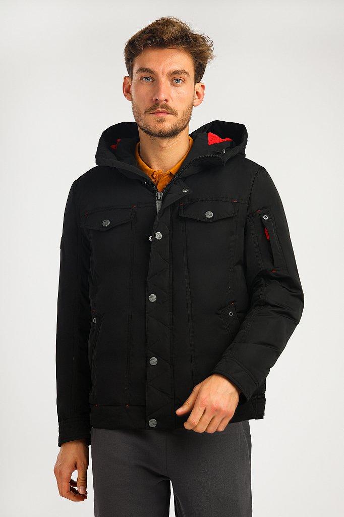 Куртка мужская, Модель A19-22009F, Фото №1