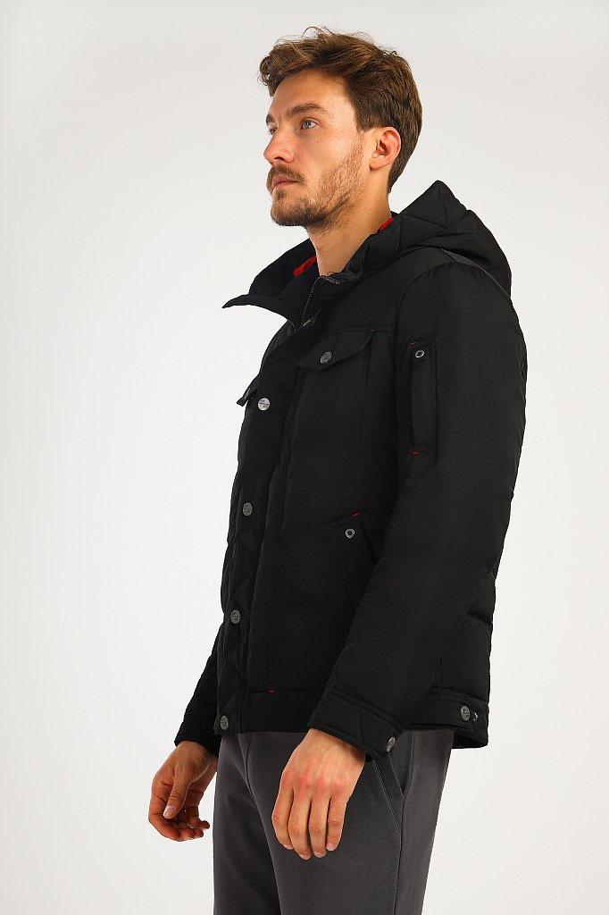 Куртка мужская, Модель A19-22009F, Фото №3