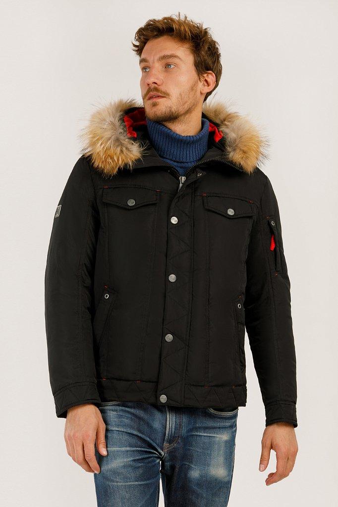Куртка мужская, Модель A19-22009, Фото №1