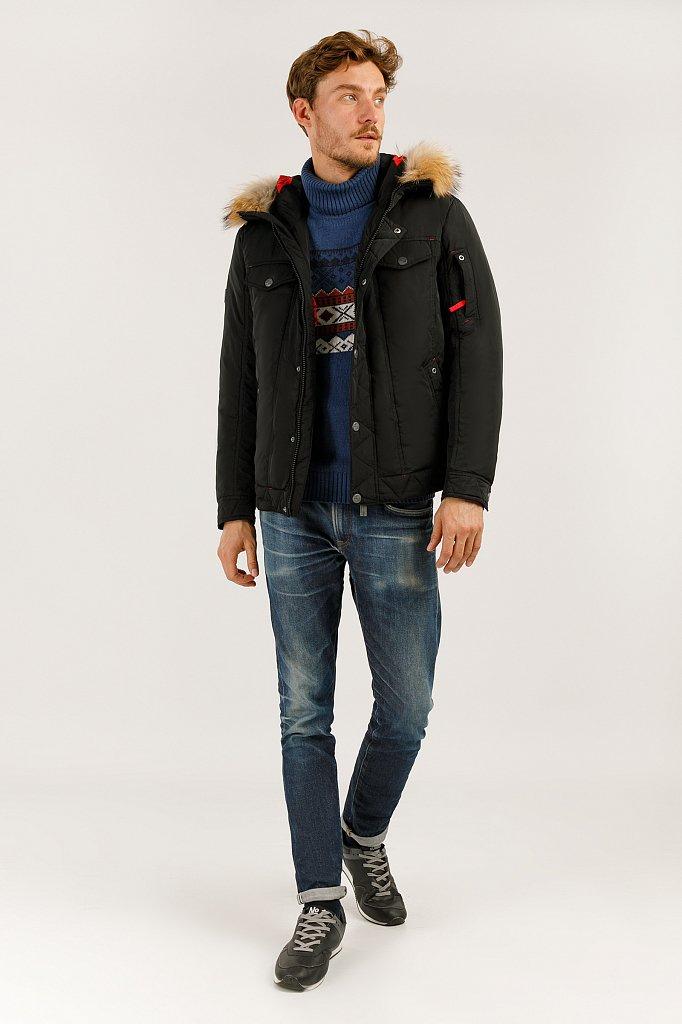 Куртка мужская, Модель A19-22009, Фото №2