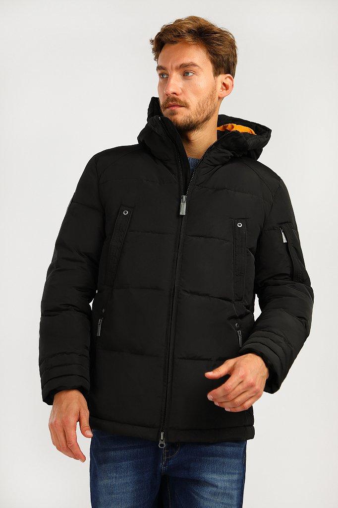 Куртка мужская, Модель A19-22013, Фото №1