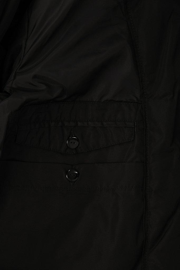 Куртка мужская, Модель A19-22015, Фото №5