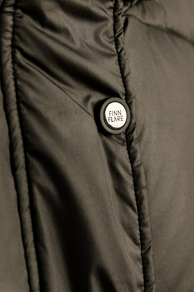 Пальто женское, Модель A19-32019, Фото №5