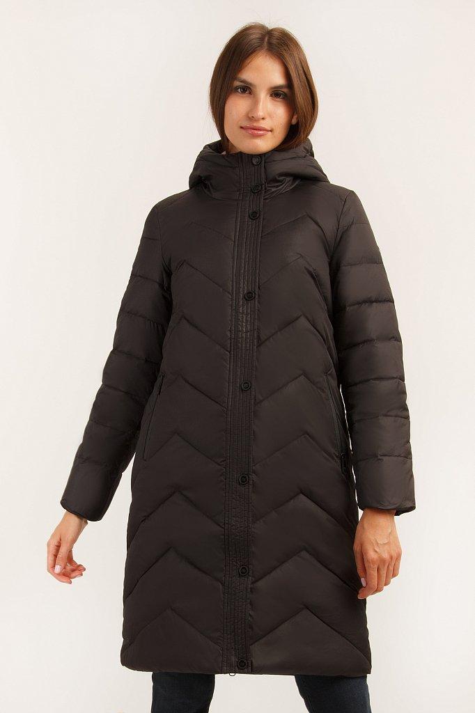 Пальто женское, Модель A19-32020, Фото №1