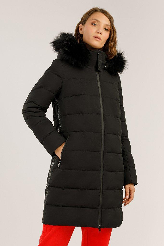 Пальто женское, Модель A19-32021, Фото №1