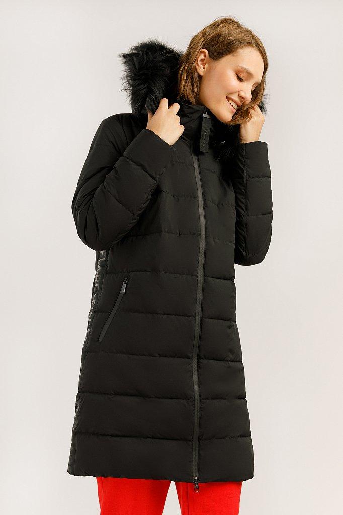 Пальто женское, Модель A19-32021, Фото №3