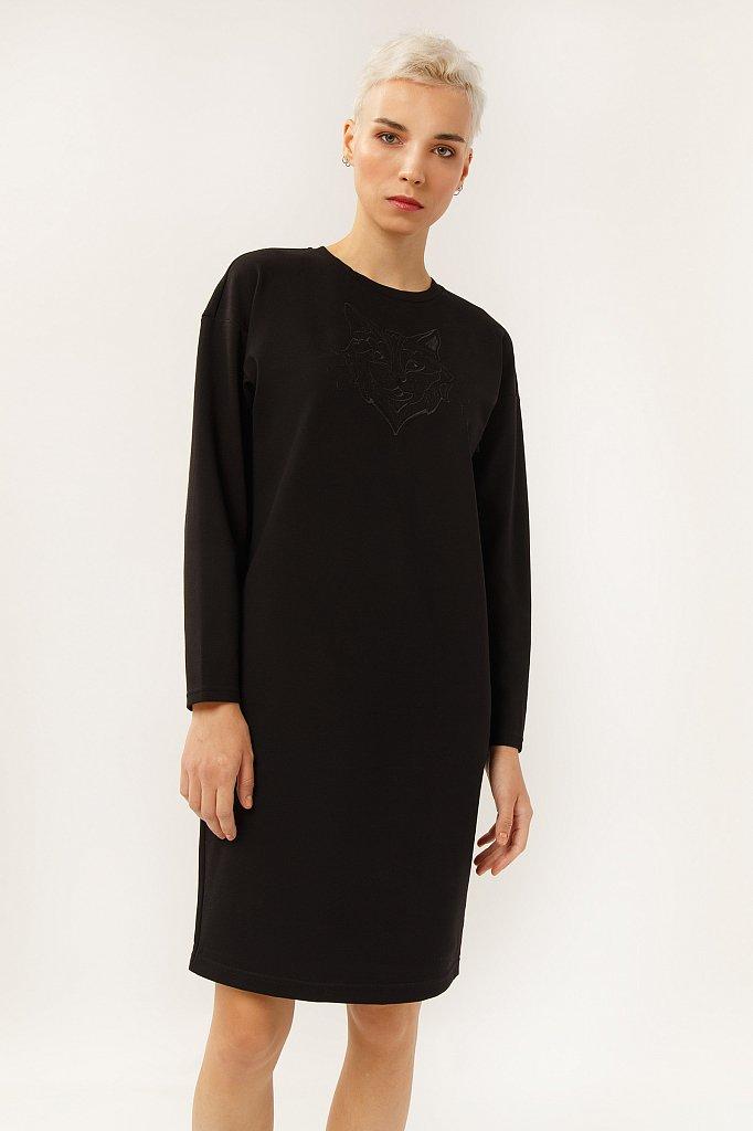Платье женское, Модель A19-32051, Фото №1