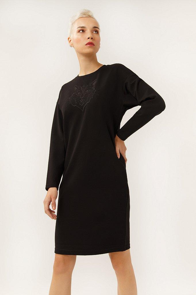 Платье женское, Модель A19-32051, Фото №3