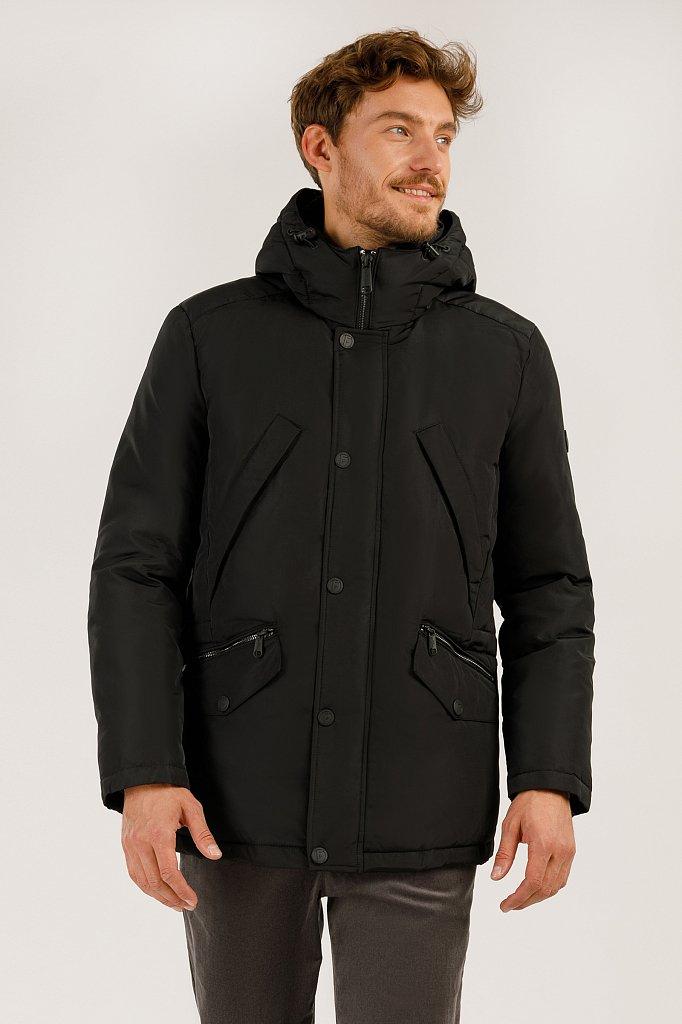Куртка мужская, Модель A19-42006, Фото №1