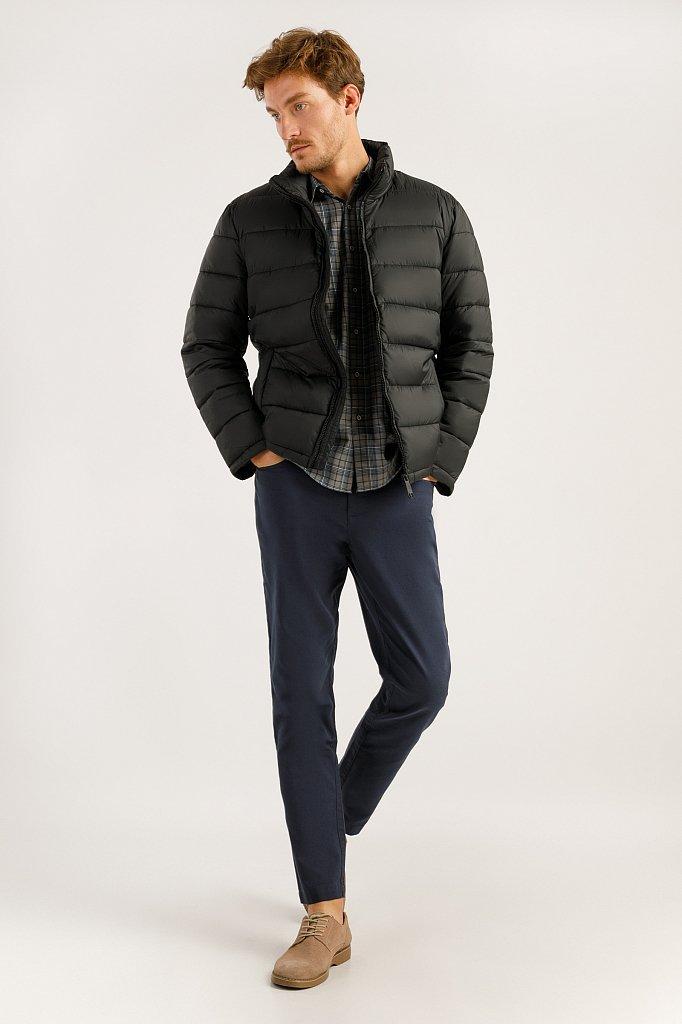 Куртка мужская, Модель A19-42011, Фото №3