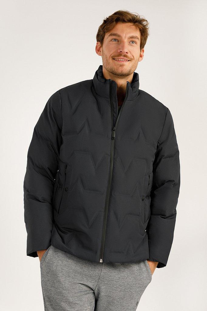 Куртка мужская, Модель A19-42028, Фото №3