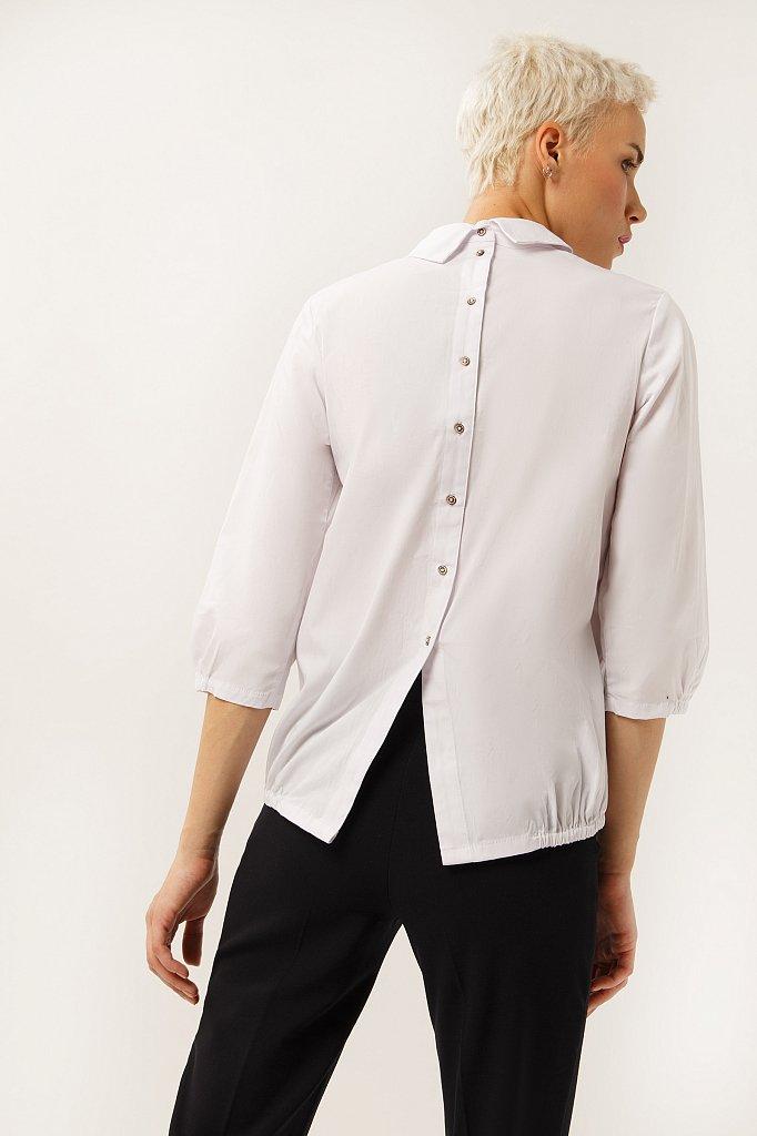Блузка женская, Модель A19-11052, Фото №4