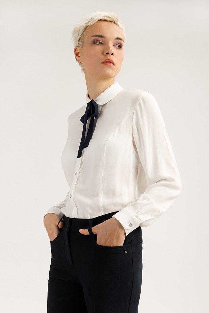 Блузка женская, Модель A19-11073, Фото №3