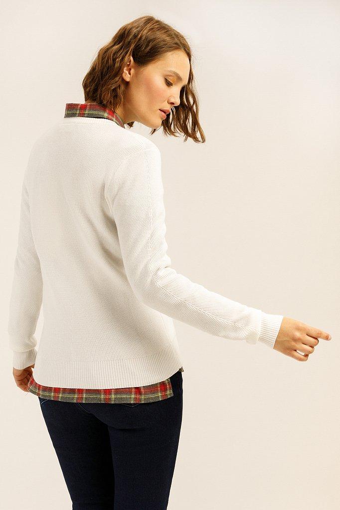 Джемпер женский, Модель A19-11124, Фото №4