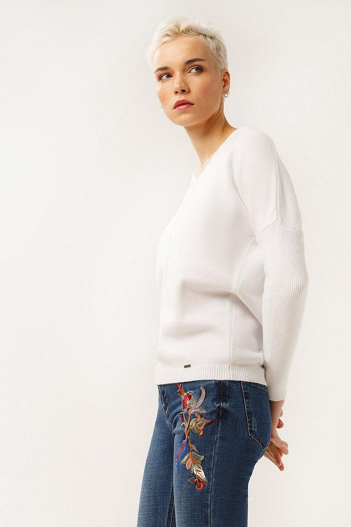 Джемпер женский, Модель A19-11127, Фото №3