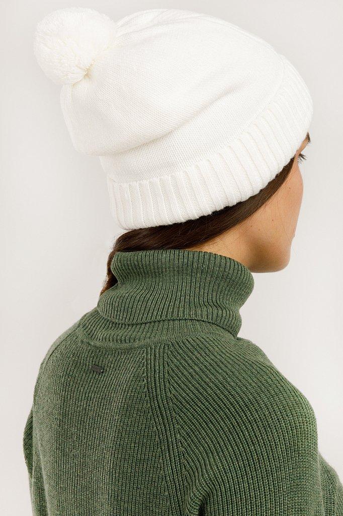 Шапка женская, Модель A19-12138, Фото №3