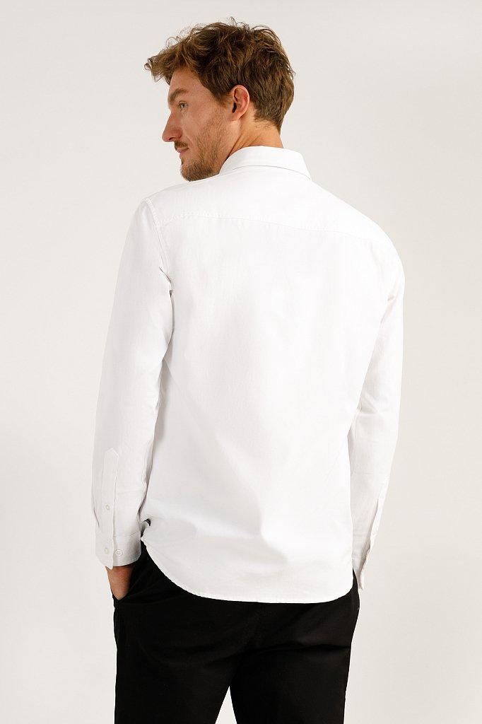 Верхняя сорочка мужская, Модель A19-21032, Фото №5