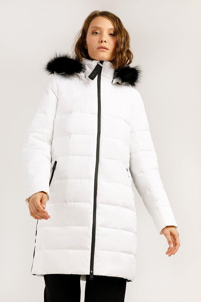 Пальто женское, Модель A19-32021D, Фото №1