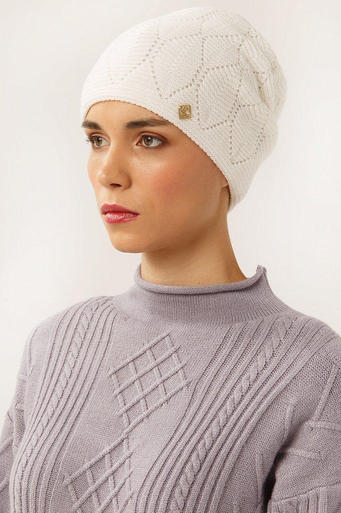 Шапка женская, Модель A19-32135, Фото №2