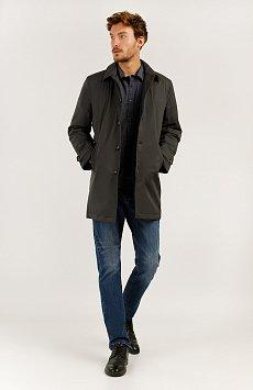 Полупальто мужское, Модель A19-21006, Фото №2