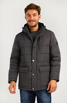 Куртка мужская, Модель A19-21016, Фото №1