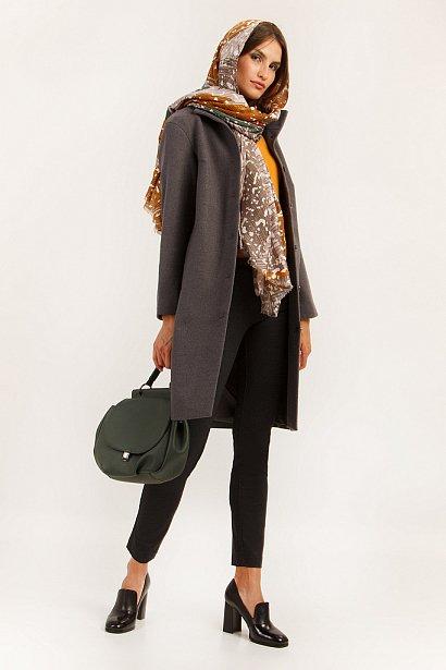 Пальто женское, Модель A19-12030, Фото №3