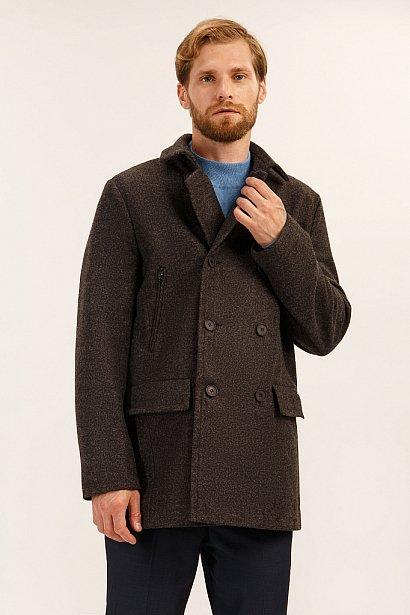 Полупальто мужское, Модель A19-42004, Фото №3