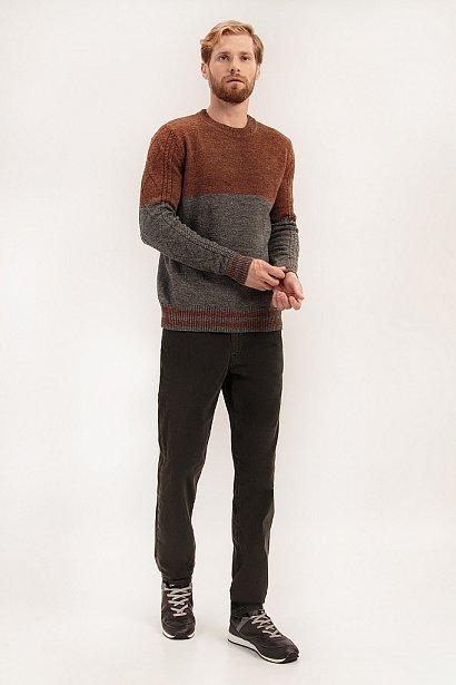 Джемпер мужской, Модель A19-42100, Фото №2