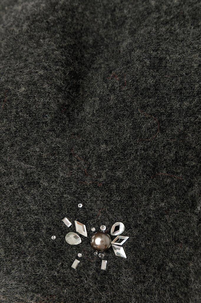 Шапка женская, Модель A19-11160, Фото №4